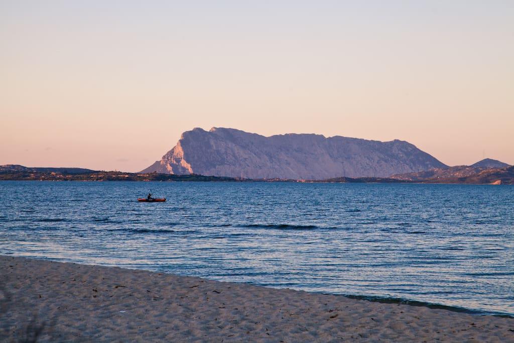 Cala D'Ambra Beach - Spiaggia Cala D'Ambra