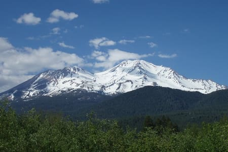 Mount Shasta Creekside Studio