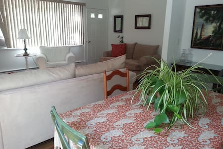 Walk to Town One Bedroom Apt. - Appartement