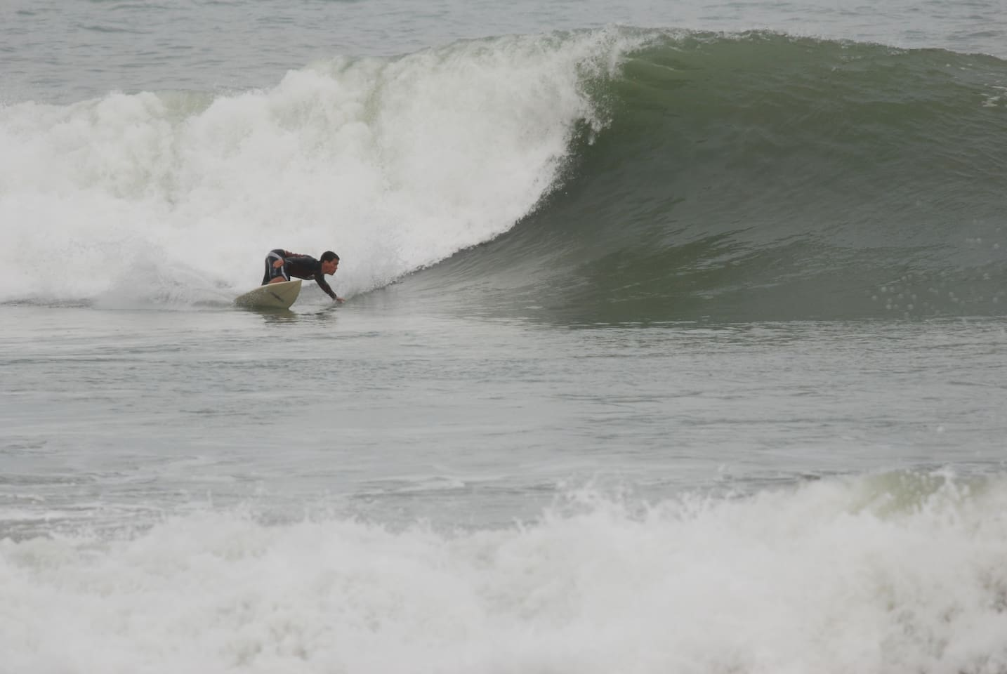 good waves down here