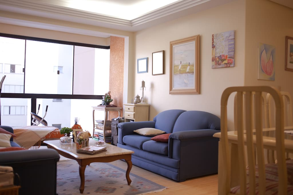 Sofa Bed room / Condo in Floripa!