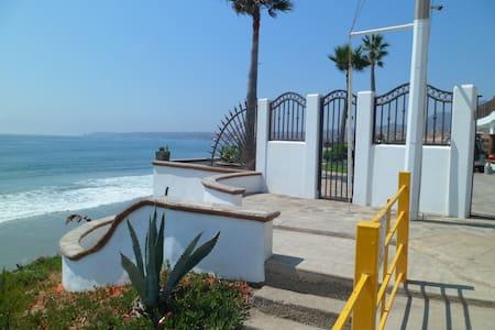 South of Rosarito. Next to Casa Playa Baja! - House