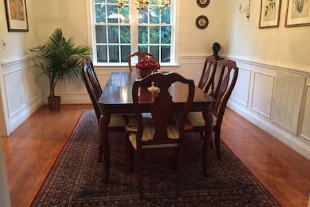Peaceful DC Getaway - Spotsylvania - Huis