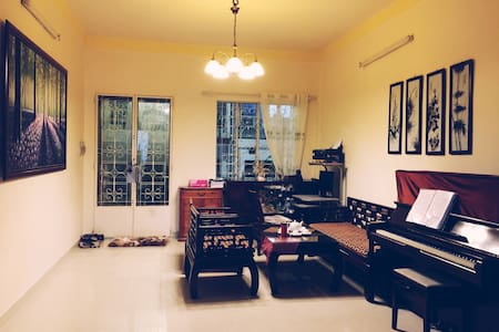 Room for rent-Enjoy your vacation - Ho Chi Minh City - House