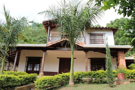 Casa campestre - Casa Loma - Zomerhuis/Cottage