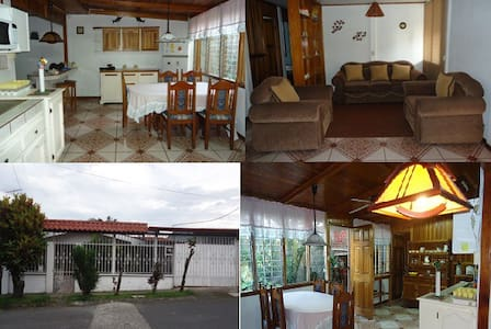 Your Home in Turrialba !