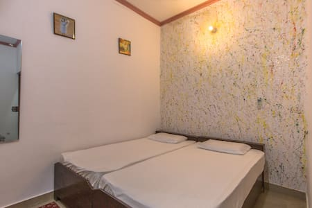 Backpacker Panda Friends - 3 Bed mixed drom, Agra - Dorm