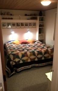 Nær Vesterhavet privat værelse - Hus