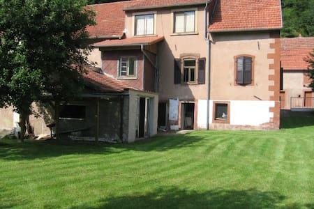 appartement indépendant - Lambach - Wohnung