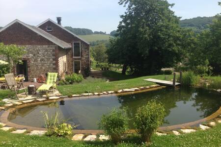 Heerlijke grote, luxe boerderij - Fourons - Villa