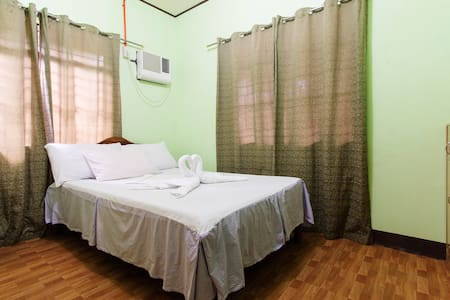 Affordable Standard Double Room - Puerto Princesa