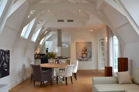 Modern apartment in the city centre of Alkmaar! - Alkmaar