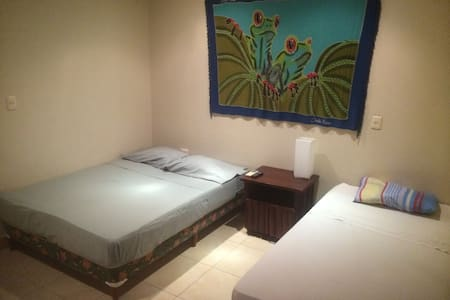 Private Room, 50 meters from beach