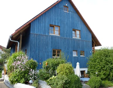 Idyllische Ferienwohnung im Grünen - Neukirchen bei Sulzbach-Rosenberg - Daire