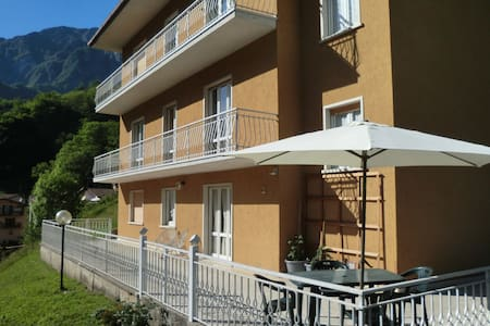 Discover the unspoilt Italian Alps - Roncaglia Entro - Appartement