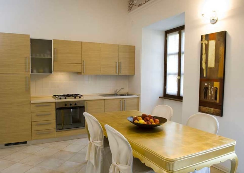 Apartment int. A2 at Villa Scati
