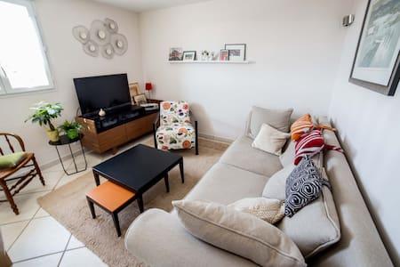 confortable duplex contemporain - Champagnole - Wohnung