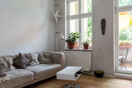 Beautiful 2room apartment in F'hain