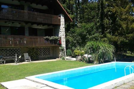 Villa Krka with pool - riverside - Ev