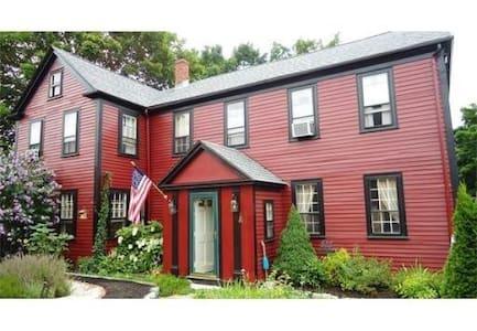 Beautiful Antique Home - Newburyport - Ház