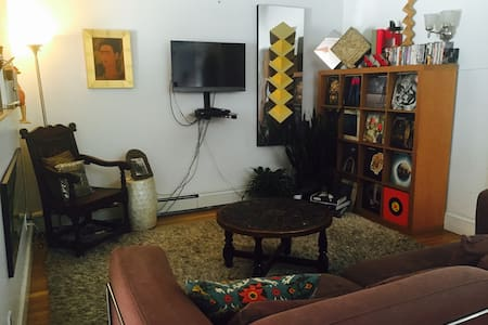 Sunny Apt in Prime Location - Long Island City - Apartment