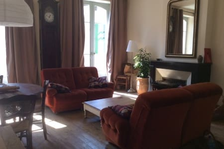 Grand Appartement Le34 avec balcon - Apartamento