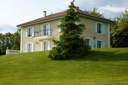 2 habitaciones en casa de campo - Casa