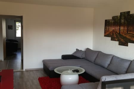 "3.5 r apartment 80m2 20"" to Zurich - Apartamento"