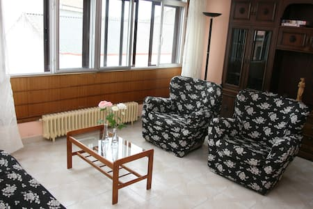 Ruim appartement in groen Galicie - Appartamento
