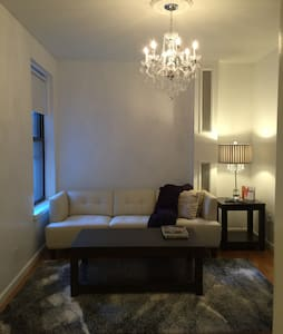 Cozy Couch on the Upper East Side