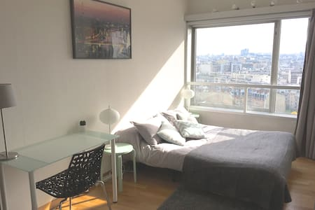 Chambre Paris Seine - Your nice Eiffel Tower room. - Apartment