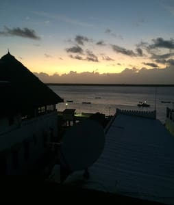 Island 2 bedroom sea-view apartment - Lamu island - Appartement