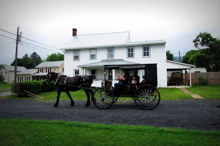 DAYZE GONE BYE GUEST HOUSE - Allensville - House
