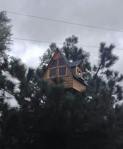 Sleep in a Treehouse! - Baumhaus