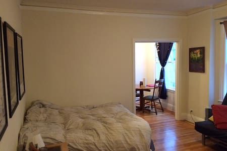 Central Location; Large Studio - San Francisco - Apartment
