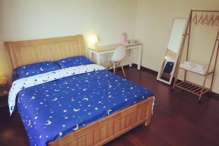 广州南沙海景浴缸大床房临近天后宫滨海公园 - Foshan