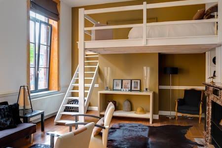 Bel appartement pour les Formule1 - Verviers - Apartment