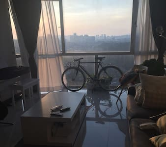 Charming, quiet room in KL Sentral - Condominium