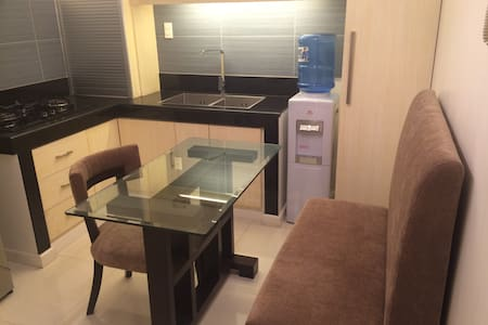Fully Furnished w/WIFI - QuezonCity - Quezon City