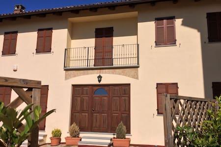Splendid Holiday Home in Monferrato