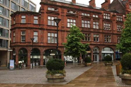 Luxury 2 bed room apartment in heart of the city - Apartment