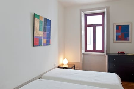 Ideal room for 2 in the city center