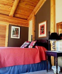 Cozy Truckee Cabin Room with Bath