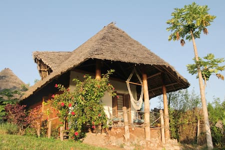 Mabwe Roots ocean view Bungalow 1