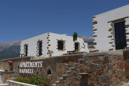 Traditional apartments Madares 1 - Apartment