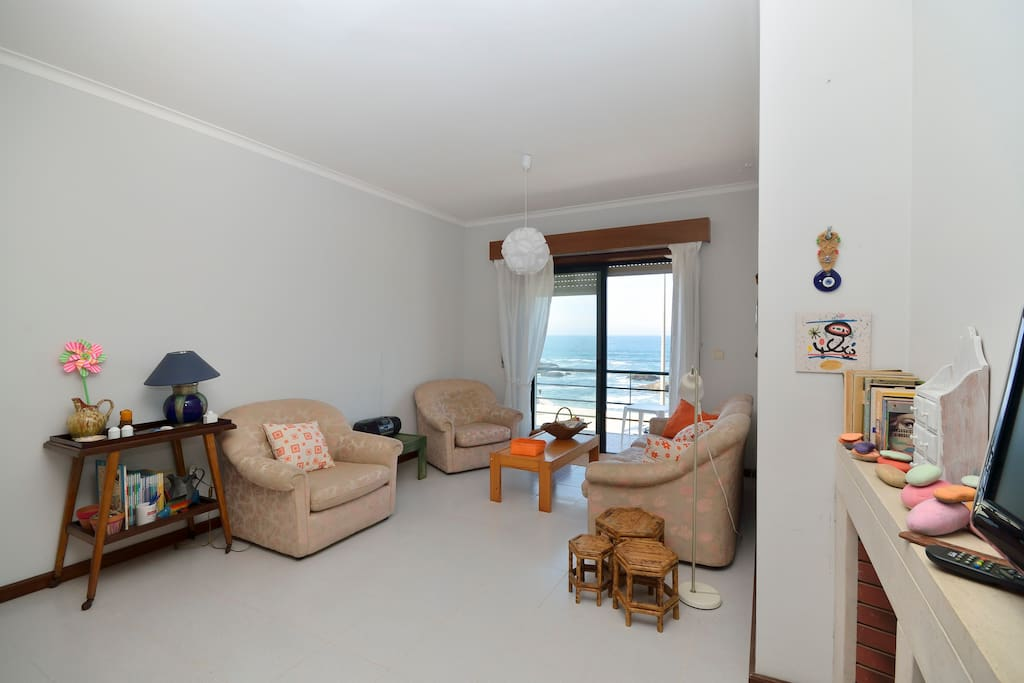 Seafront, 3 bedrooms, near Porto
