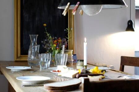 Kinderlieb bei See, Stadt und Berg - Starnberg - Wohnung