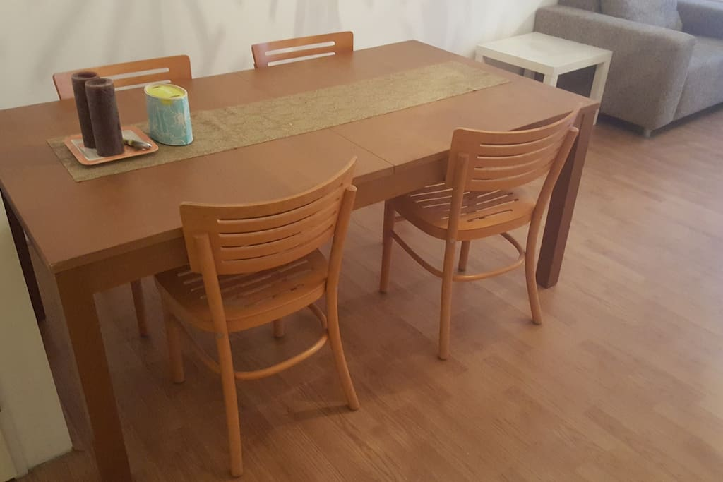 Big diningtable