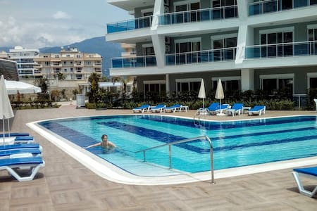 Luxurious brand new flat in Alanya - Appartement