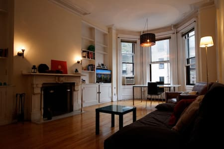 one bedroom apartment, Back Bay